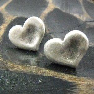 Danon Heart Earrings